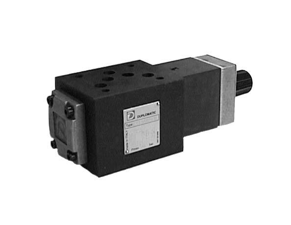 شیر کنترل جریان مدولار RPC1-4M دوپلوماتیک