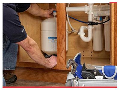 تعمیر دستگاه تصفیه آب خانگی