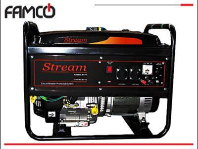 موتور برق بنزینی Stream
