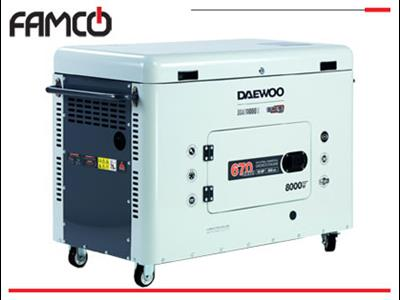 موتور برق دیزلی Daewoo