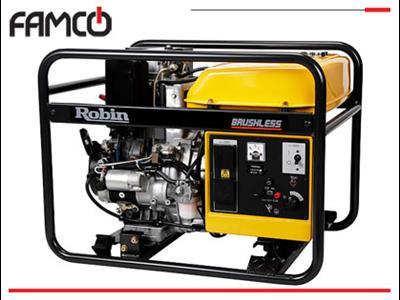 موتور برق بنزینی Robin Subrau