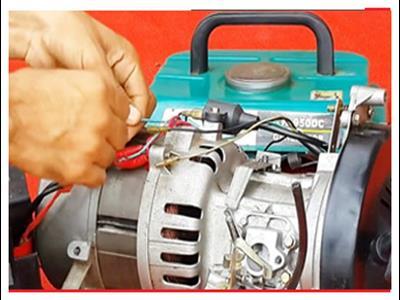 تعمیر موتور برق