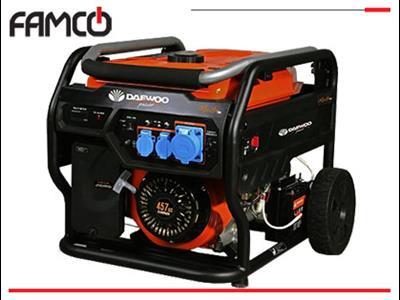 موتور برق بنزینی Daewoo