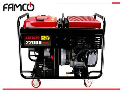 موتور برق بنزینی Loncin