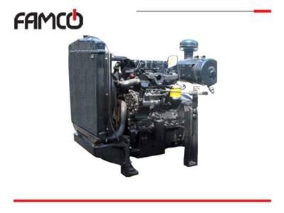 ژنراتور و موتور دیزل موتورسازان