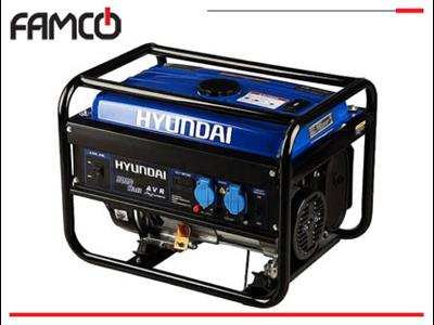 موتور برق بنزینی Hyundai