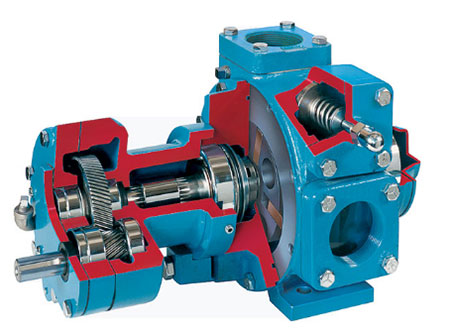 پمپ پره ای (Vane Pumps) چیست؟
