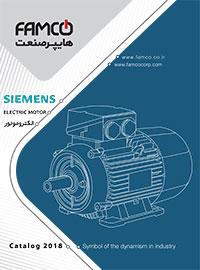 کاتالوگ الکتروموتور زیمنس Siemens