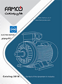 کاتالوگ الکتروموتور VEM
