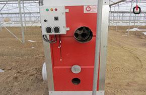 سیستم برق گلخانه