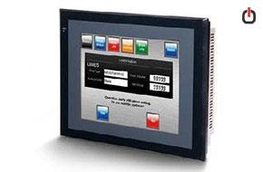 HMI امرن مدل NS10-TV01B-V2