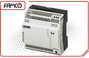 منبع تغذیه سوئیچینگ فونیکس کنتاکت مدل STEP-PS1AC24DC4.2