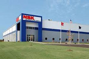 کارخانه بیرینگ NSK