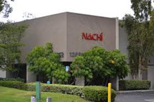 کارخانه بیرینگ Nachi