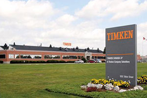 کارخانه بیرینگ Timken