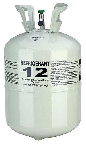 گاز مبرد R-12