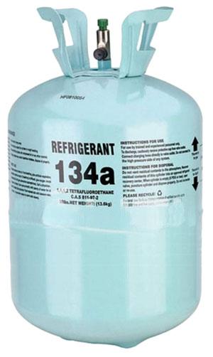 گاز مبرد R-134a