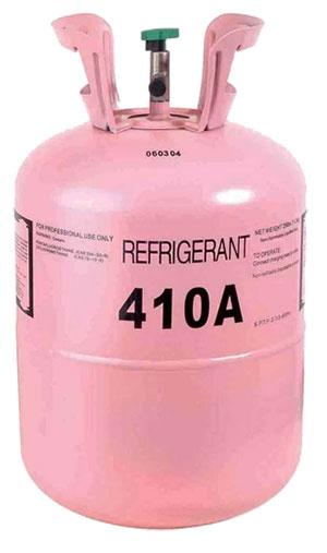 گاز مبرد R-410a