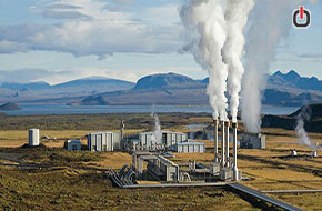 مواد شیمیایی تکنولوژی زمین گرمایی