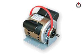 الکتروموتور کولری موتوژن دو سرعته خازن دائم