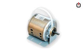 موتور کولر موتوژن اسپلیت فاز - خازن استارت