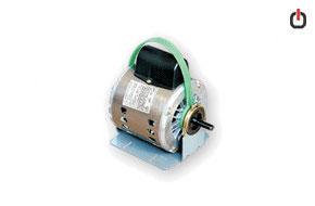 الکتروموتور کولری موتوژن دوسرعته اسپلیت فاز - خازن استارت