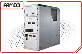 تابلو برق فشار متوسط معمولی کشویی AIS