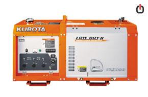 موتور برق دیزل Kubota