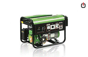 موتور برق گازی Green Power