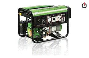 موتور برق گازی گرین سری CC5000