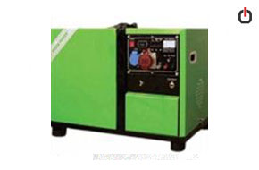 موتور برق گازی گرین سری CC5000D