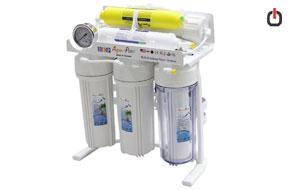 تصفیه آب خانگی 6 مرحله ای AQUA PURE