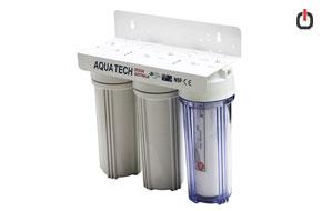 تصفیه آب خانگی 3 مرحله ای AQUA TECH