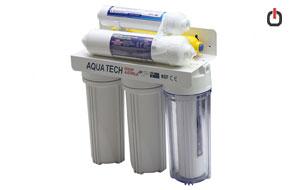 تصفیه آب خانگی 6 مرحله ای AQUA TECH