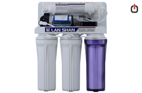 تصفیه آب خانگی LAN SHAN