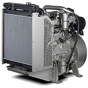 موتور دیزل ژنراتور پرکینز انگلستان مدل 1103A-33G با توان 30 کاوا