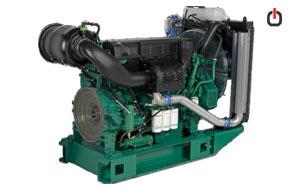 موتور Volvo Penta سری TAD1344GE