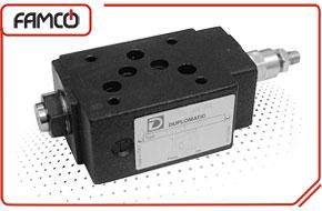 شیر کنترل فشار زیر شیری دوپلوماتیک RQ4M