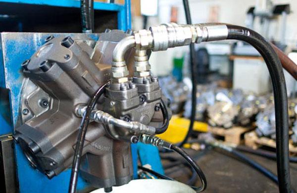خرید هیدروموتور رادیال ایتال گروپ سری IAM