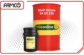 روغن دنده گیربکس صنعتی شل یا واسکازین SHELL