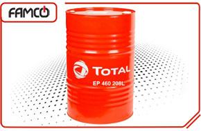 روغن دنده گیربکس صنعتی توتال یا واسکازین TOTAL