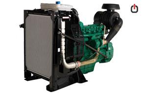 موتور دیزلی ولوو TAD732GE