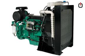 موتور دیزل Volvo سری TAD734GE