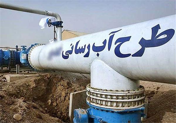 پروژه ای خطوط انتقال آب