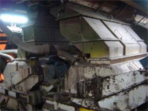 جدا کننده مغناطیسی خشک و تجهیزات آن