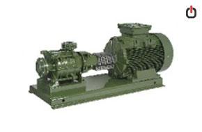 پمپ سانتریفیوژ فشار قوی (WKL) سایر TM
