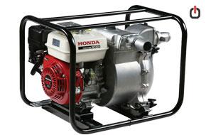 موتور پمپ دیزلی Honda