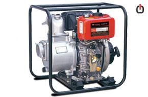 موتور پمپ دیزلی Kama