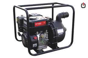 موتور پمپ بنزینی Kama