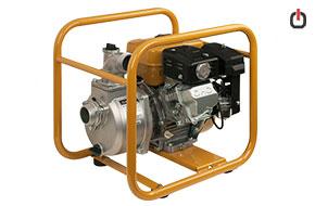 موتور پمپ بنزینی Robin